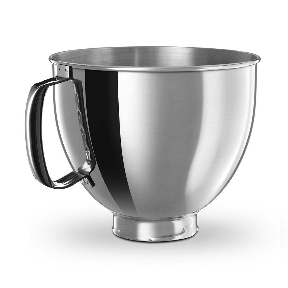KitchenAid KSM150PSBK Artisan Series 5-Qt. Stand Mixer with Pouring Shield - Imperial Black by KitchenAid (Image #3)