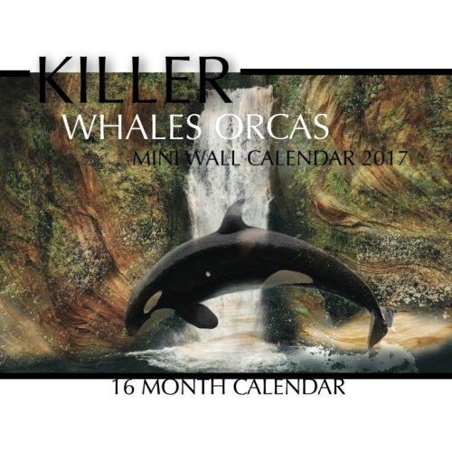 Killer Whales Orcas Mini Wall Calendar 2017: 16 Month Calendar pdf
