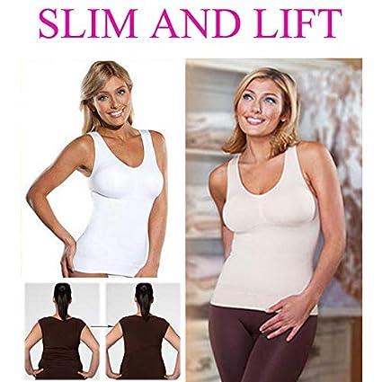 0226bae71f9 Winter Autumn Hot Shaper Slim Up Lift Plus Size Bra Cami Tank Top Women  Body Shaper