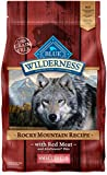 BLUE Wilderness Rocky Mountain Recipe Adult Small Breed Grain Free Red Meat Dry Dog Food 4.5-lb