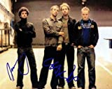 Coldplay Autographed Signed reprint Photo 1
