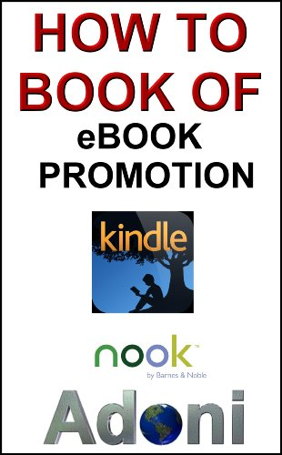 How to Book of eBook Promotion See more