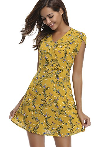 casual summer dresses for misses - 1