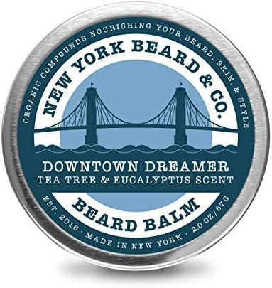 Beard Balm Downtown Dreamer Eucalyptus