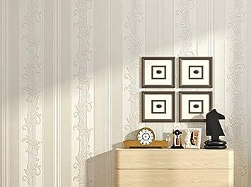 Vlies Tapete Wandtapete Simple Modern Striped Bedroom Wallpaper Portrait Wallpaper 530x950cm Non Woven Wallpaper Modern Wall Design Wallpaper Wallpaper Wall Decoration F Amazon De Baumarkt