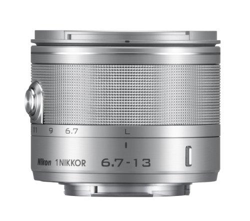 ニコン 1ニッコールVR6.7-13mm f3.55.6 シルバー