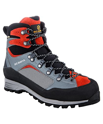 Scarpa R-EVO Trek GTX gray/red