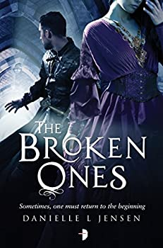 The Broken Ones by Danielle L. Jensen science fiction and fantasy book and audiobook reviews