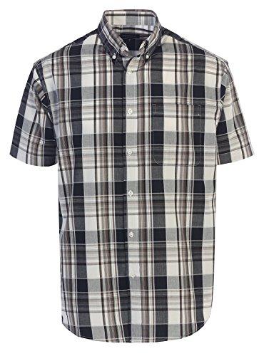 Cotton Adults Short Sleeve Shirt - 1