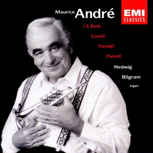Maurice Andre Plays Baroque Trumpet by EMI Classics Imports