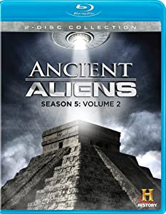Cover Image for 'Ancient Aliens: Season 5 Vol 2'