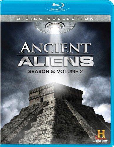 Blu-ray : Ancient Aliens: Season 5 Volume 2 (Widescreen, 3 Pack, Digital Theater System, AC-3, )