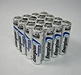 Energizer Ultimate Lithium AA L91 1000 Batteries