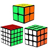 Speed Cube Set, Puzzle Cube, Magic Cube 2x2 3x3 4x4