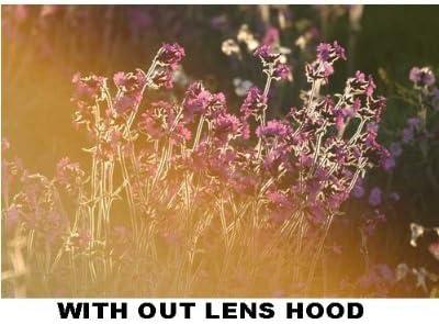 Pro Digital Hard Lens Hood for The Panasonic Pro AG-HMC150 Hard Drive Camcorders