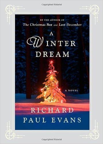 Amazon.com: A Winter Dream: A Novel (9781451628036): Richard Paul Evans:  Books