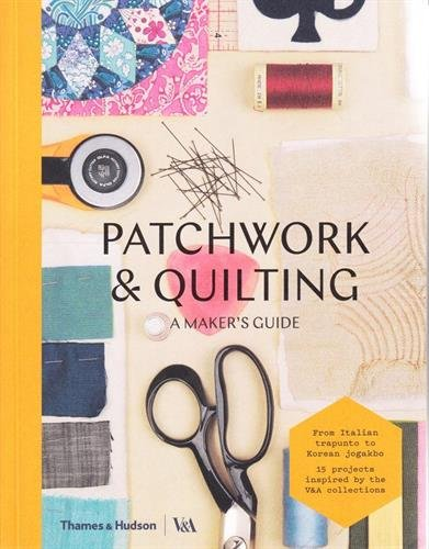 quilting and patchwork books - 6
