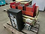Siemens-Allis RL-3200 3200 Amp Air Breaker 635V 3200 A Static Trip II RL3200 TSG