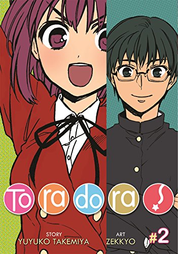 Toradora! Vol. 2 [Takemiya, Yuyuko] (Tapa Blanda)