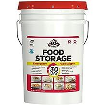 Augason Farms 30-Day Emergency Food Storage Supply 29 lb 4.37 oz 7 Gallon Pail