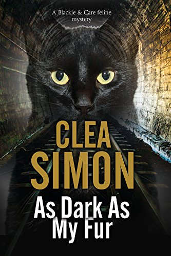 As Dark as My Fur (A Blackie and Care Cat Mystery Book 2)