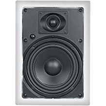 ArchiTech SE791E 6.5 In-Wall Speakers Pair 60W Premium Series Consumer Electronics