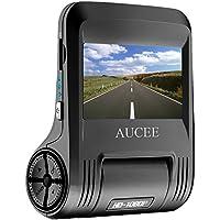 AUCEE Roader Dash Cam, WiFi 1080P Full HD 170° Wide Angle 2.45 Screen Car Dashboard Camera Recorder, Car DVR Vehicle Camera with Sony Sensor Night Vision, G-Sensor, WDR, Loop Recording