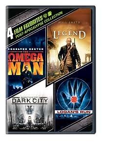 4 Film Favorites: Post-Apocalypse Collection (4FF)