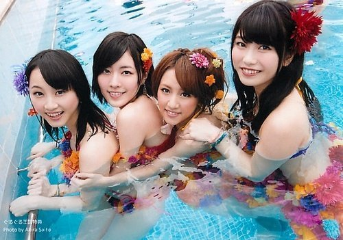 Round and round benefits store crawl goodbye AKB48 official life photograph Kingdom [Takahashi Minami & Matsui Rena & Matsui ball Rina & Yokoyama Yui] (japan import) by Photo raw crawl goodbye