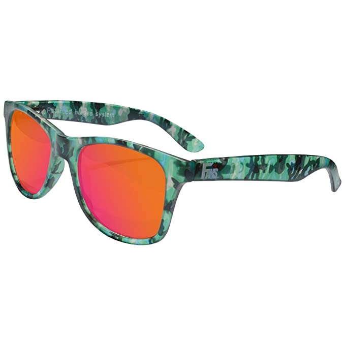 Gafas De Sol Fans, CustomEyes, Polarizadas, Green Panther