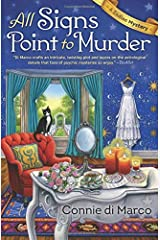 All Signs Point to Murder (A Zodiac Mystery (2)) Paperback