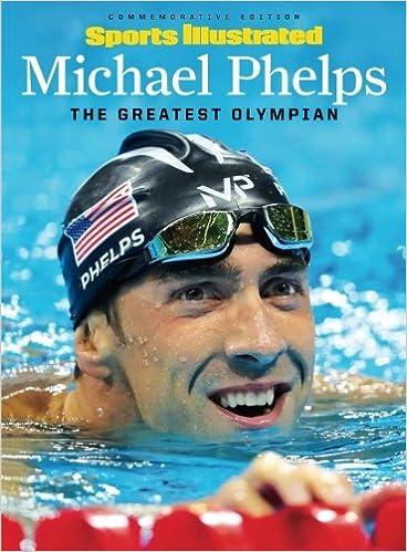 Иллюстрированный спорт Майкл Фелпс: величайший олимпиец