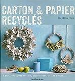 """Afficher """"Carton & papier recyclés"""""""