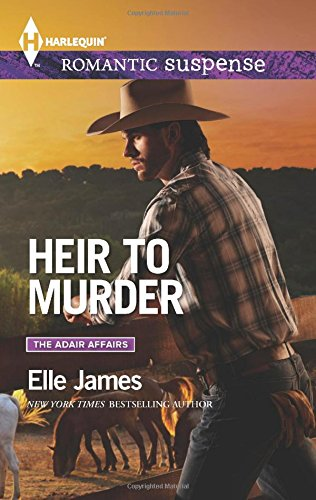 Heir to Murder (The Adair Affairs)