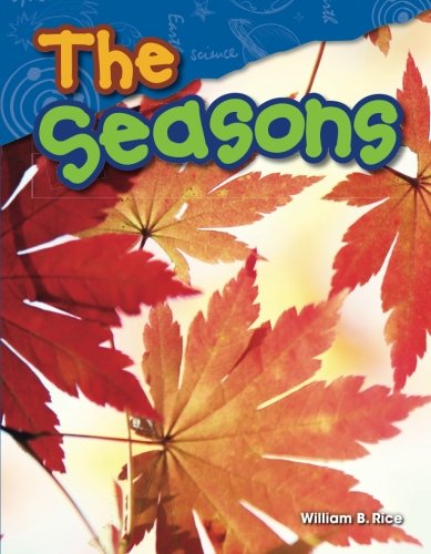 The Seasons  Science Readers  Content And Literacy
