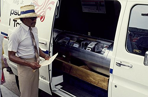 Photo: Dr Martin Luther King Jr,Time Capsule,Freedom - Kings Plaza Time