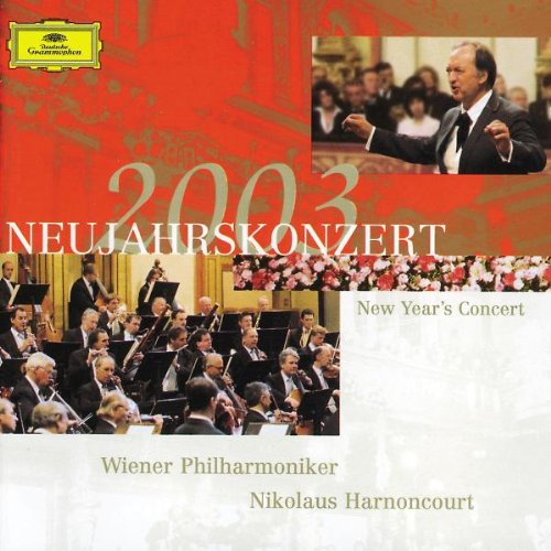 New Year's Concert 2003 by Deutsche Grammophon