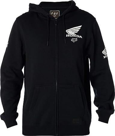 Fox Racing Honda Mens Sweatshirts Jackets Motocross Pullover Fleece Hoodies