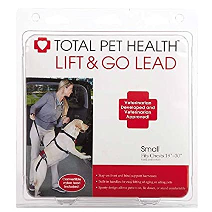Amazon.com : Lift & Go Leads for Dogs Vet Approved Total Pet Health