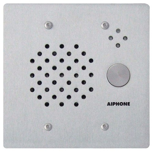 - Aiphone IE-SS Weather & Vandal Resistant Audio Door Station