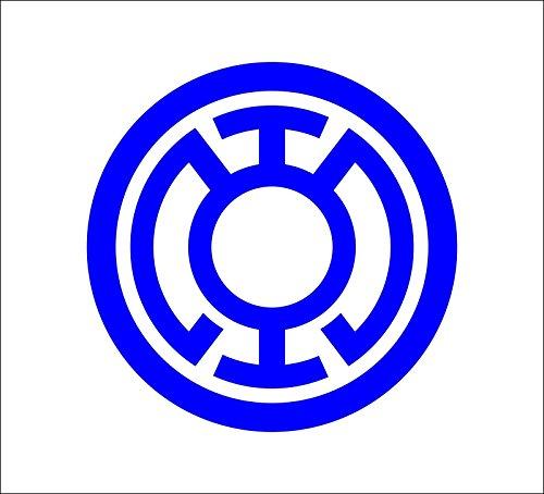 DC Comics BLUE LANTERN CORP 4.5
