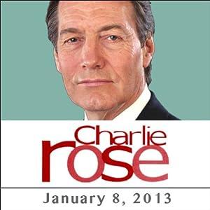Charlie Rose: Stanley A. McChrystal, January 8, 2013 Radio/TV Program