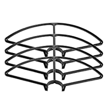 Kocome 4Pc Propeller Guards Prop Crash Protector For Yuneec Q500 4K Drone Typhoon Black