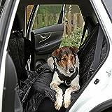 Cheap PetsNall Waterproof Pet Car SUV Seat Cover, Hammock.Large Size 75×58 Inch