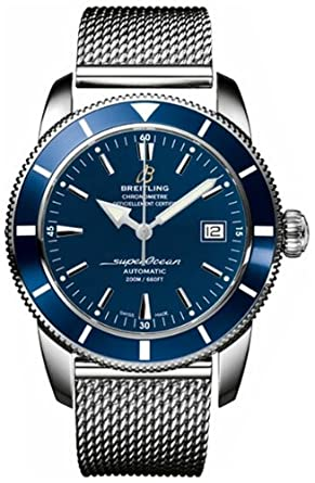meets style special extreme performance breitling new blue rolex blog in news watches superocean dial rugged the