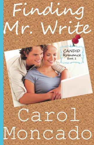 Finding Mr. Write (CANDID Romance) (Volume 1)