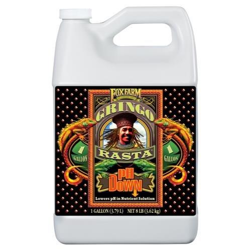 FoxFarm Gringo Rhasta pH Down Gallon by Fox Farm