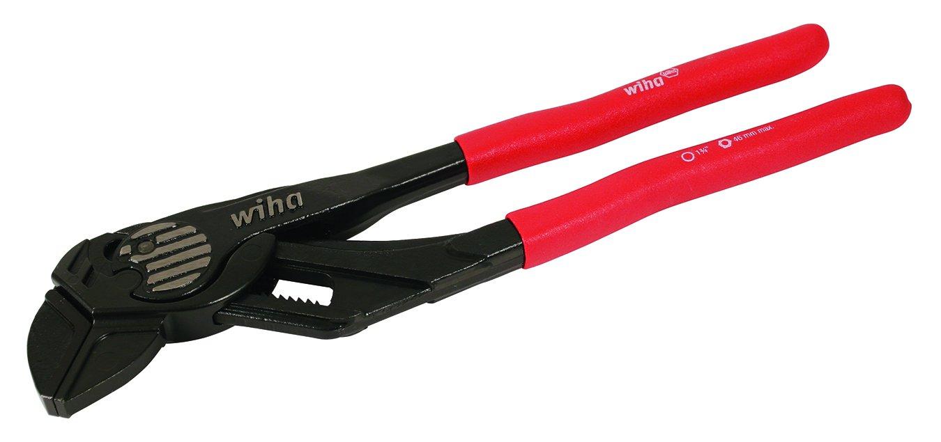 Wiha 32635 Soft Vinyl Grip Pliers Wrench by Wiha