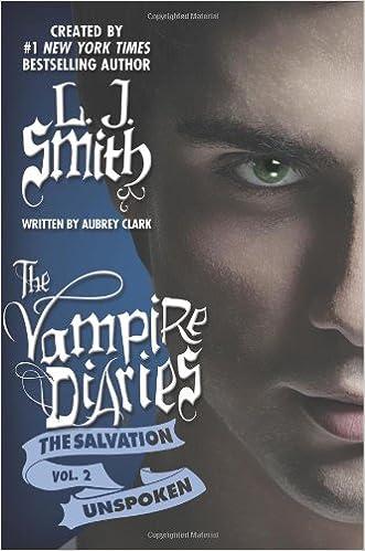 Diaries pdf vampire unseen