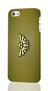 The Legend Of Zelda Personalized Diy Custom Unique 3D Rough Hard Case Cover Skin For iPhone 5 5S , Design By Graceworld WANGJING JINDA